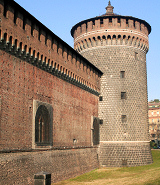Castello Sforzesco - ミラノ